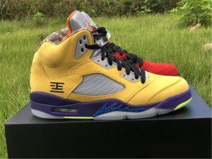 New Air Jordan 5 SE What The