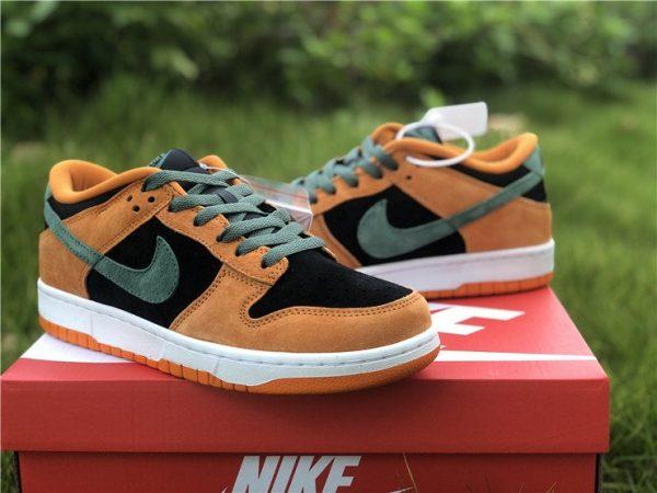 Nike Dunk Low Ceramic Orange 2020