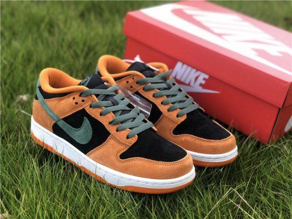 Nike Dunk Low Ceramic Orange Cheap Sale