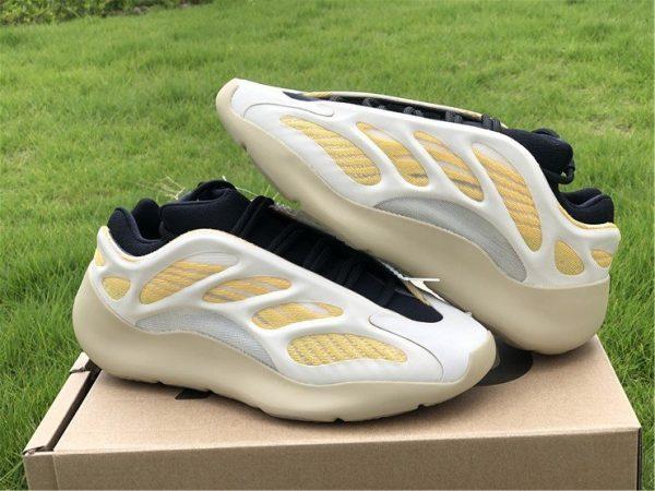 adidas Yeezy 700 V3 Srphym White Yellow Pair