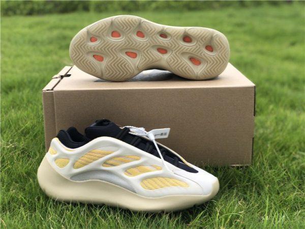 adidas Yeezy 700 V3 Srphym White Yellow Sole
