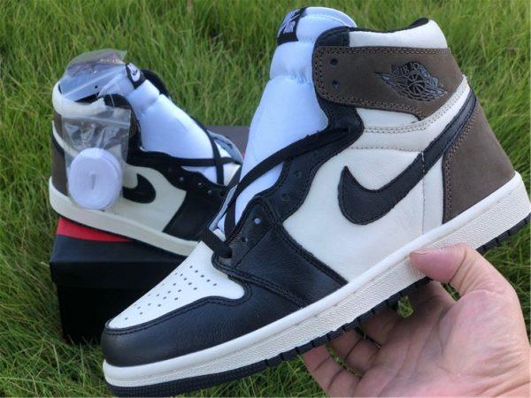 buy 2020 Air Jordan 1 Dark Mocha