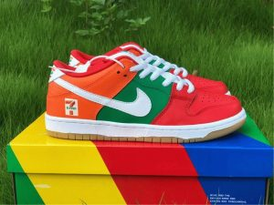 7-Eleven X Nike SB Dunk Low