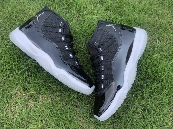Jordan 11 25th Anniversary black white