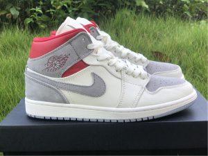 SNS x Air Jordan 1 Mid Sneakersnstuff