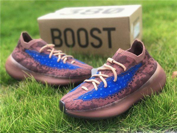 adidas Yeezy Boost 380 Azure brown