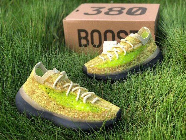 adidas Yeezy Boost 380 Hylte Glow FZ4990
