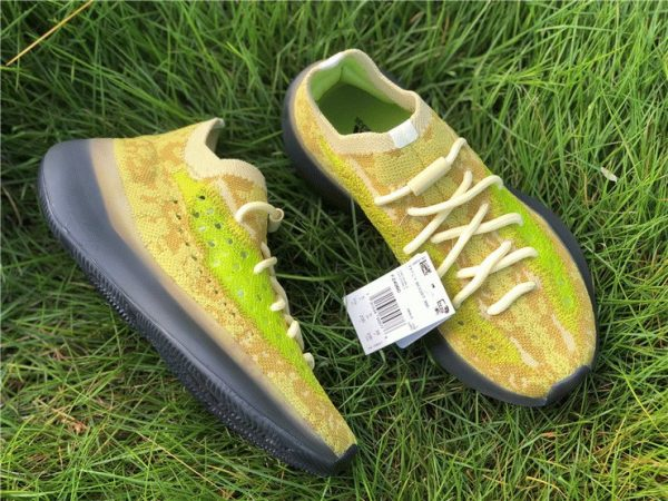 adidas Yeezy Boost 380 Hylte Glow lateral