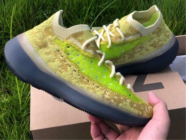 adidas Yeezy Boost 380 Hylte Glow shoes