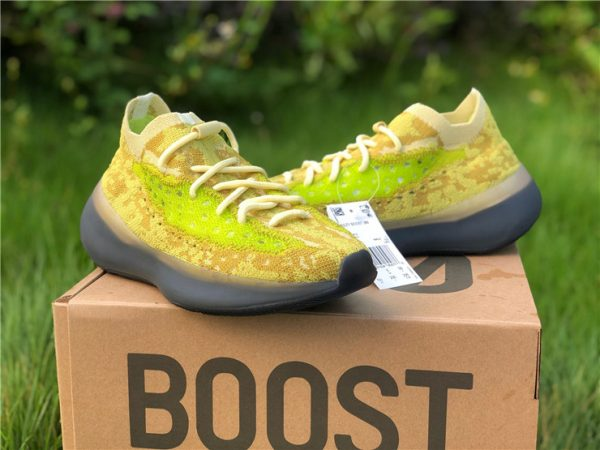 adidas Yeezy Boost 380 Hylte Glow sneaker