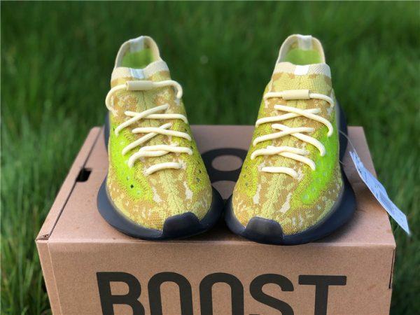 adidas Yeezy Boost 380 Hylte Glow tongue