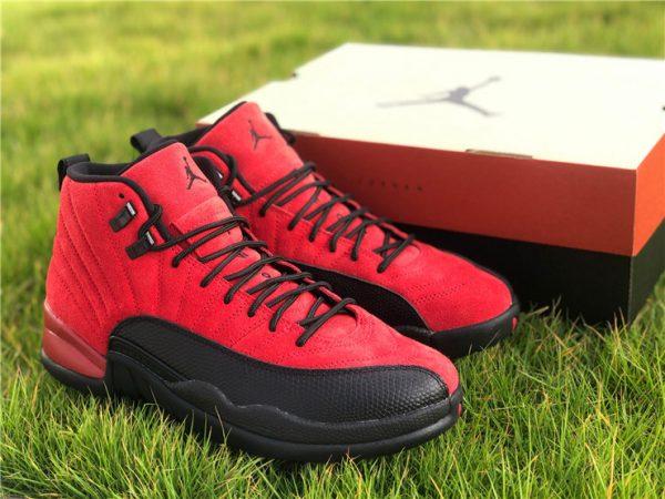buy Air Jordan 12 Reverse Flu Game