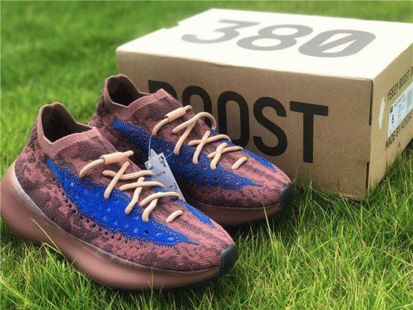 shop adidas Yeezy Boost 380 Azure