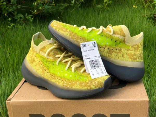 shop adidas Yeezy Boost 380 Hylte Glow