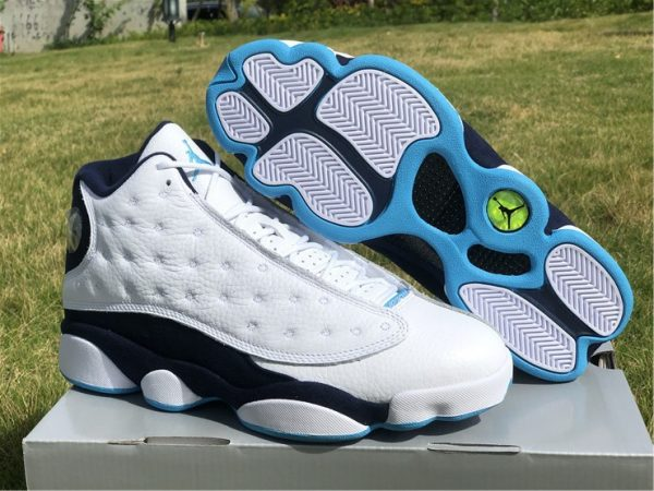 Air Jordan 13 Dark Powder Blue sneaker