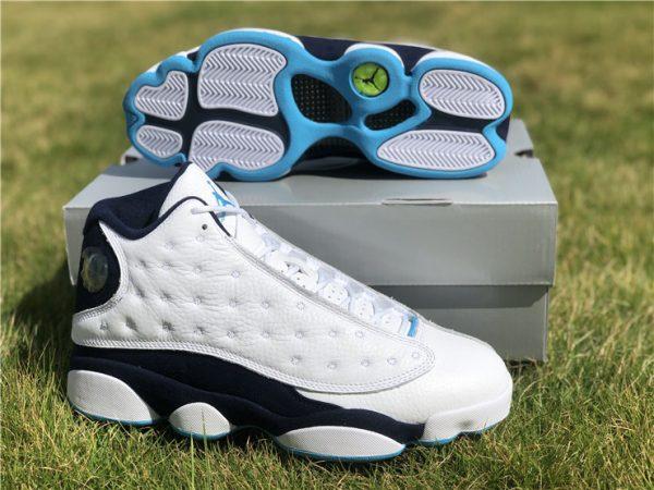 Air Jordan 13 Dark Powder Blue sole