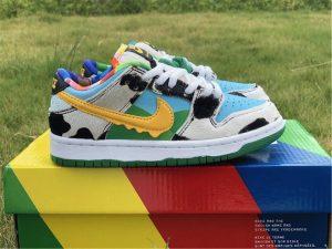 Kids Size Ben Jerrys Nike SB Dunk Low Chunky Dunky