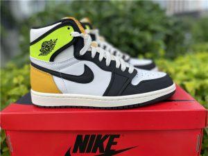Air Jordan 1 High OG Volt Gold
