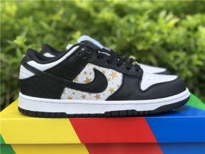 Supreme x Nike SB Dunk Low Black Stars