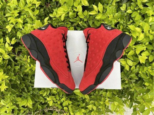 2021 Air Jordan 13 Reverse Bred box
