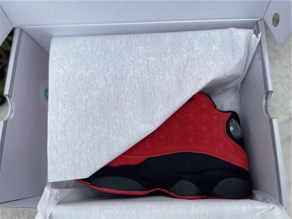 2021 Air Jordan 13 Reverse Bred in box