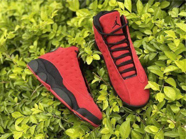 2021 Air Jordan 13 Reverse Bred on sale