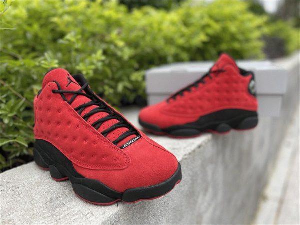 2021 Air Jordan 13 Reverse Bred shoes