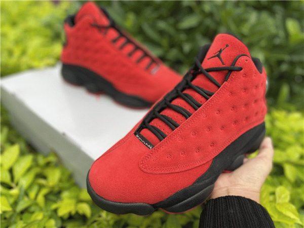 2021 Air Jordan 13 Reverse Bred sneaker