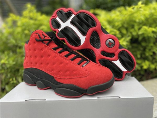 Air Jordan 13 Reverse Bred 2021 shoes