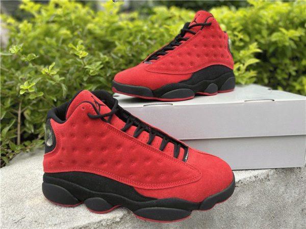 Air Jordan 13 Reverse Bred shoes