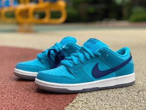 2020 Nike SB Dunk Low Blue Fury