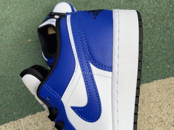 Air Jordan 1 Low Game Royal shoes
