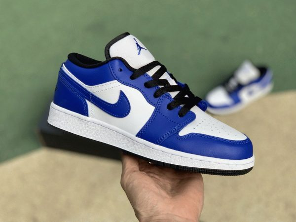 Air Jordan 1 Low Game Royal sneaker
