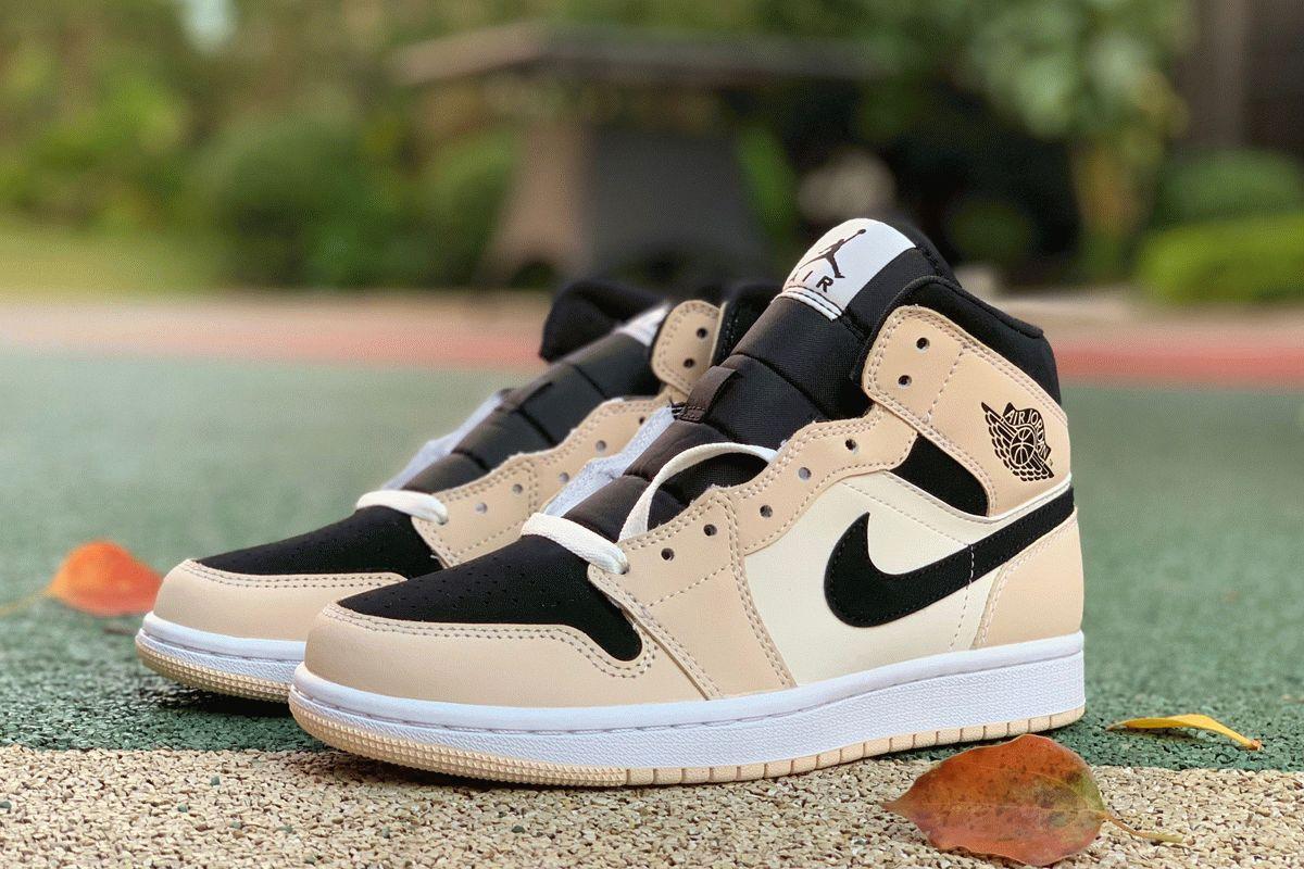 Air Jordan 1 Mid Guava Ice BQ6472-800 Shoes