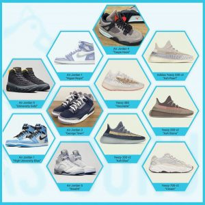 2021 Release Shoes
