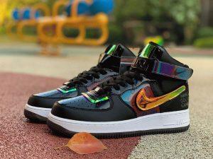 Nike Air Force 1 High Good Game Black