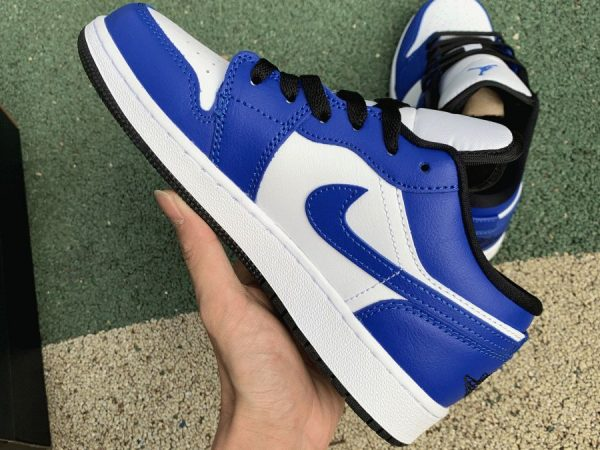 shop Air Jordan 1 Low Game Royal