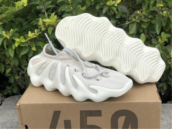 2021 adidas Yeezy 450 Cloud White H68038