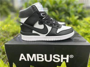 AMBUSH Dunk High Black White
