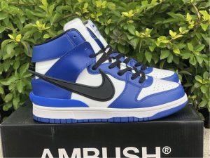 AMBUSH Dunk High Royal Blue