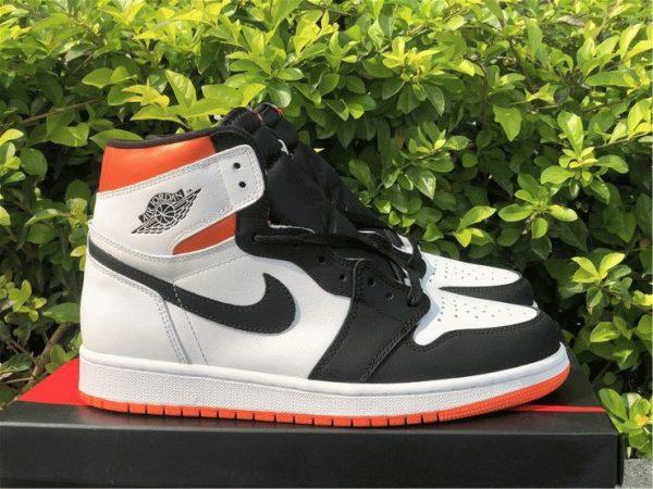 Air Jordan 1 High OG GS Electro Orange
