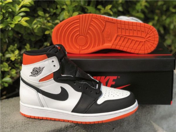 Air Jordan 1 High OG GS Electro Orange orange