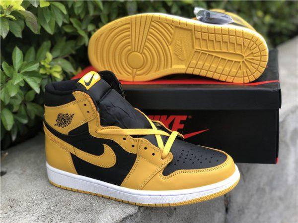 Air Jordan 1 High OG Pollen bottom