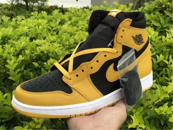 Air Jordan 1 High OG Pollen on hand