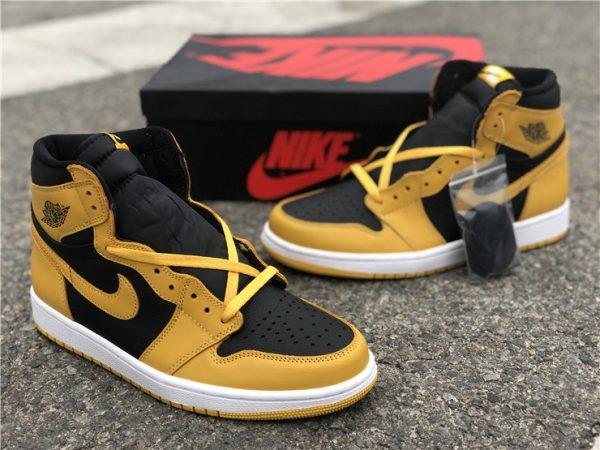 Air Jordan 1 High OG Pollen shoes
