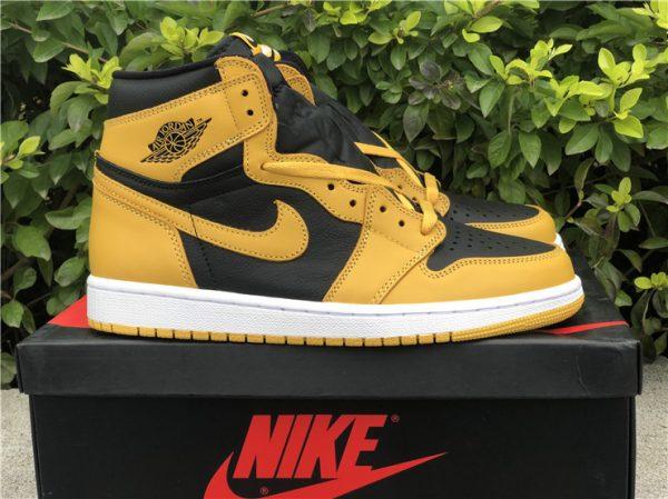 Air Jordan 1 High OG Pollen yellow