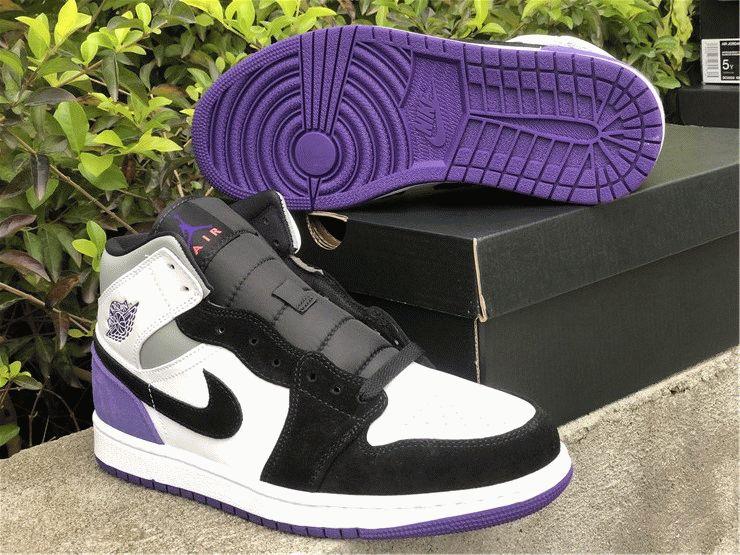 air jordan 1 se purple