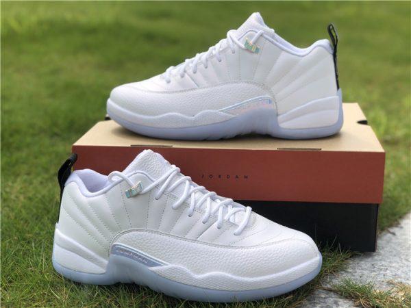 Air Jordan 12 Low Easter 2021 shoes