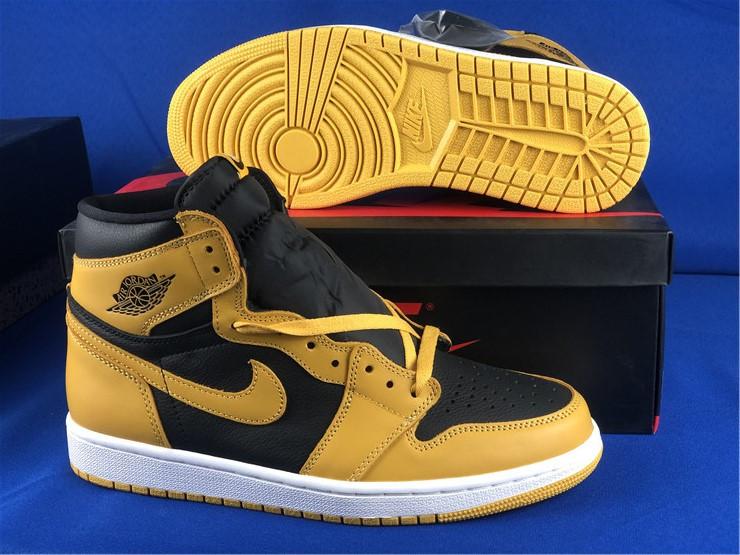new Air Jordan 1 High OG Pollen