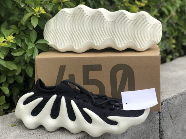 new adidas Yeezy 450 Cloud Black shoes for sale